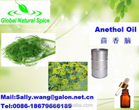 Anethole Natural 99%, Anethol oil, CAS 4180-23-8