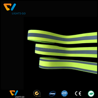 fire retardant reflective fabric for safety