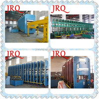 Mfg One-stop Services Silicone Rubber Product Vulcanized Hydraulic Press Machine