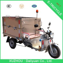 garbage car electric adult chinese scooter 3 wheel