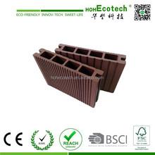 top selling wood plastic composite decking , modern decking tiles , waterproof wpc outdoor flooring