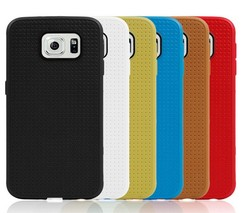 New Arrival Ultra Slim Thin Soft Silicon cellphone Case for Samsung Galaxy S6 G9200 Cases Protective Shell Cover Bag