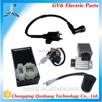 China Supplier GY6 Parts Motorcycle Ignition Coil