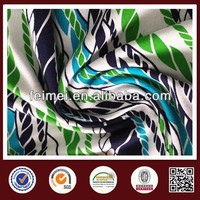 China gold knit fabric, ankara print with high quality