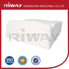 Wholesale Disposable Printed Logo Hair Salon Towels