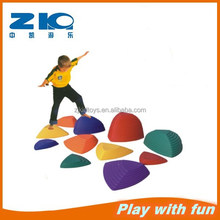 China cheap kids plastic balancing stones for sale