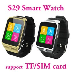 S29 Cheap Smart Watch,Bluetooth Sync Android Smart Watch Phone S29