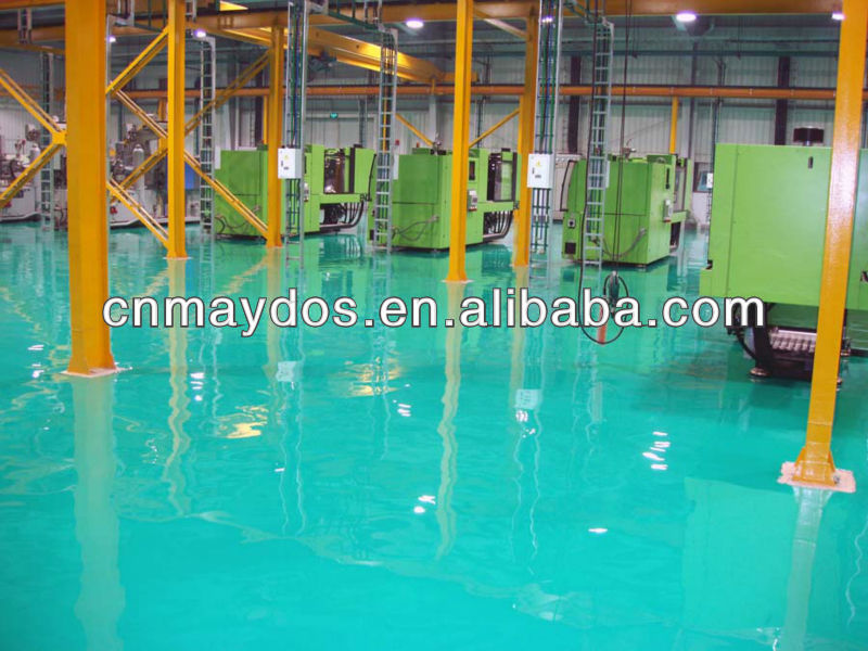 Anti Static Floor Paint : Esd solvent based industrial anti static epoxy floor paint