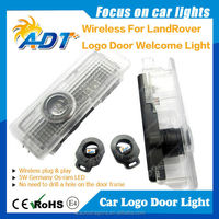 Hot Deals LED Car Logo Door Light for BMW Led Welcome laser projector Logo Ghost Shadow Light For BMW auto accessory
