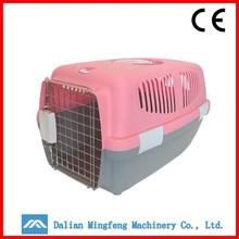 Custom acrylic plastic pet cat house cage