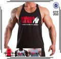 新古典的な男性の筋肉タンクトップフィットネスジム・ボディービル用タンクトップ綿100%緩いトレーニングスーツ