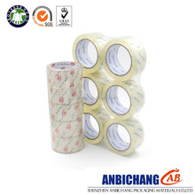 BOPP Transparent Adhesive Tape for Carton Sealing