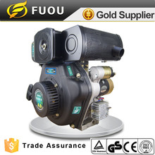 4hp Oil Change Diesel Engine Air Cooling and Good Heat Dissipation System