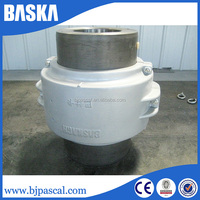 Reliable economic hydraulic high transmission efficiency coupling