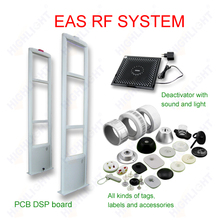 Highlight R006 alarm securoty system rf 8.2mhz eas jammer for supermarket