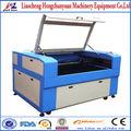 placa de identificación de la máquina de grabado láser de acrílico/corte por láser de alta velocidad precio de la máquina
