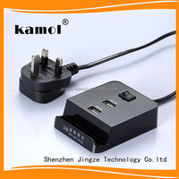 wholesale phone chargers USB Desktop Charger/Table Charger for phone