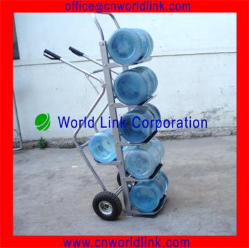 2 ruedas de mano conveniente cubo herramienta Bote de compra