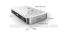 móvil proyectorinalámbrico proyector dlp 1080p proyector de navidad