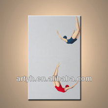 Modern High Quality Oil Painting For Decoration