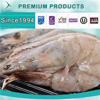 Premium Frozen HOSO Vannamei Shrimp