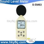 Melhor preço ruído instrumento de medição medidor de nível de som digital (S-SM63)