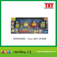 Action Figure Toys For Kids Newest Minion Doll Movie figure doll