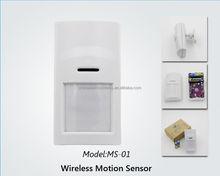 2014 New sensor! house pir detector home security motion sensor alarm infrared remote with pet immune