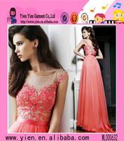 Fashion Sleeveless Elegant Evening Dress Online Shopping Hot Sale Sexy Women Evening Dress Online Shopping