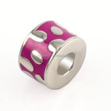 Characteristics enamel beads Epoxy bead Metal beads
