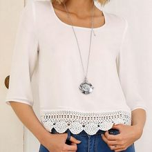 Durable professional casual womens tops clothing