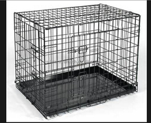 """24"""" 30"""" 36"""" 42"""" 48"""" Steel Wire Dog Cage"""