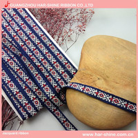 New arrival~11mm woven indian jacquard ribbon
