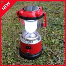 3W Solar Camping Lantern Camping Light Solar Lamp