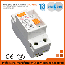 Electronic and magnetic type rccb,2P 20A residual current circuit breaker,import cheap goods from China,F362 30mA 50mA 100mA
