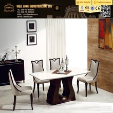 Table Bases For Marble Tops Dining Table Set