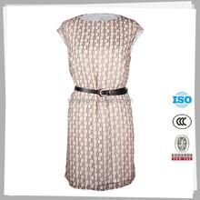 nuovo arrivo moda bella 2015 signora vestito elegante per donna matura