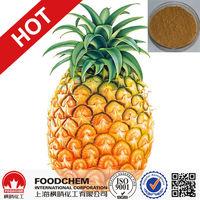 Pure Natural Pineapple Extract Bromelain Powder