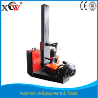 2015 new alibaba hot selling Heavy duty truck tire removal machine for truck tires