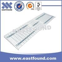 Galvanized Storage Wire Mesh Decking, Pallet Rack Grid Steel Deck