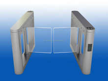 CE Approved 304 Stainless Steel Swing Turnstile Electronic security entrance turnstile sliding gate Access Control System