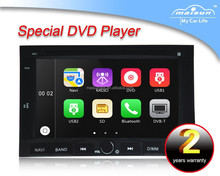 DVD car audio navigation system car dvd player car dvd gps for Peugeot 3008 with bluetooth and built-in gps