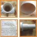China de todo tipo de tuberías de agua de plástico pvc