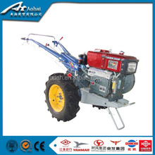 CP131 7HP-14HP Diesel Walking Tractor Hand Walking Tractor Small Walking Tractor