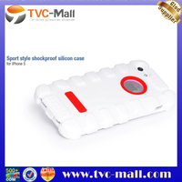 2014 new product hoco shockproof cover for iphon 5s