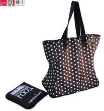 Women function reusable cheap nylon foldable shopping bag for 2015(PK-11708)