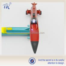 Promotional Items Light Pen Yes Novelty Plane Pen Plastic Toy Pen