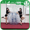 Amazing 1.2/1.5m top quality PVC inflatable bubble football,bubble ball football,bubble football