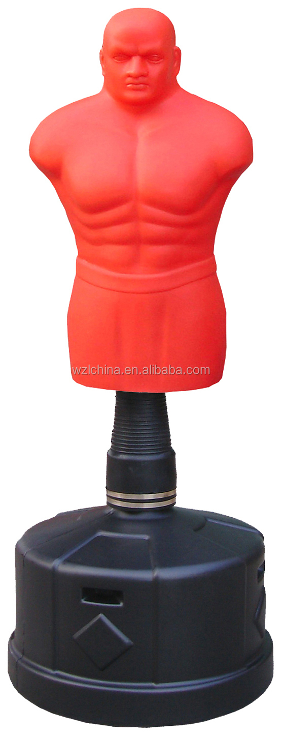 how to keep punching bag stand from moving
