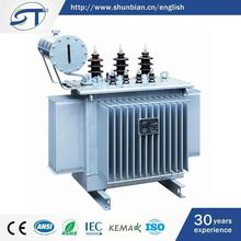 Equipos eléctricos trifásico Wenzhou caliente venta en baño de aceite de tipo de soldadura transformador